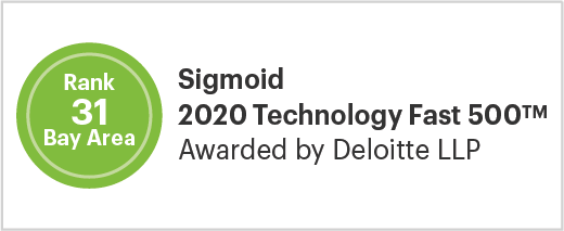 sigmoid Awards and Recognition